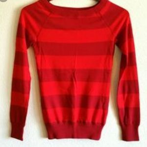 Club Monaco Rubbard Striped Sweater